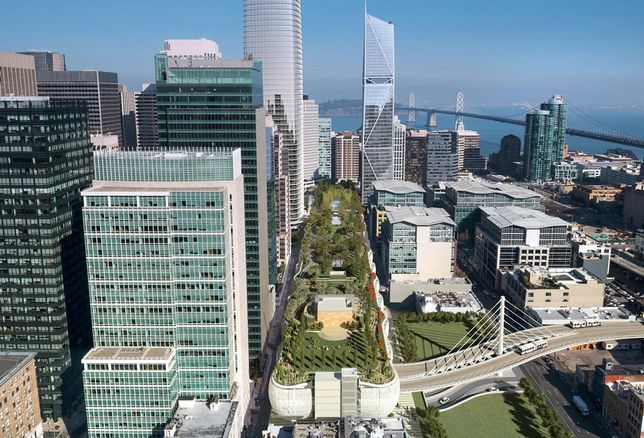 Introducing Salesforce Transit Center