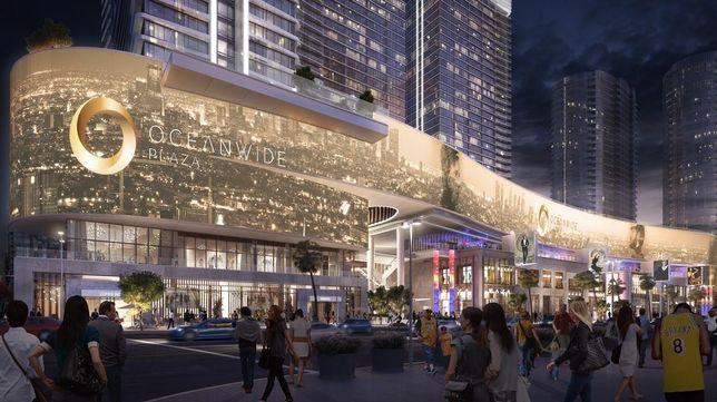 Oceanwide Plaza, DTLA