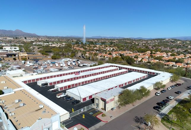 Self-Storage Landlord Enters Phoenix Market By Snapping Up Property For $6M