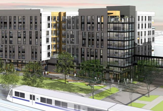 Transit-Oriented Development Could Rise Up Around San Leandro BART