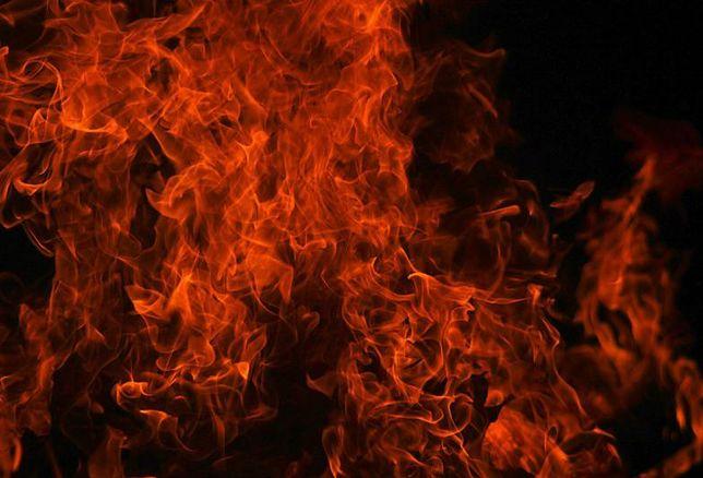 Fires, ablaze