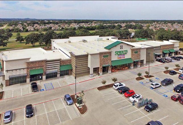 Sprouts Village, a new 46K SF shopping center anchored by Sprouts Farmers Market in Denton
