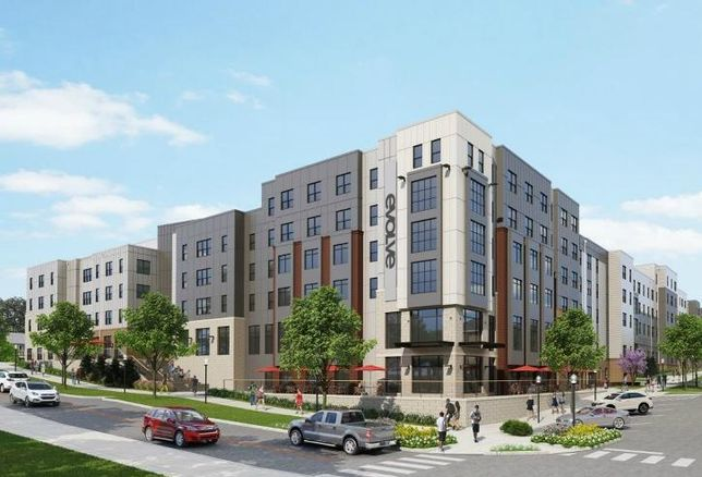 CA Ventures has commenced construction on Evolve Bloomington, a 751-bed mixed-use student housing development across the street from Indiana University's Memorial Stadium in Bloomington, Ind.
