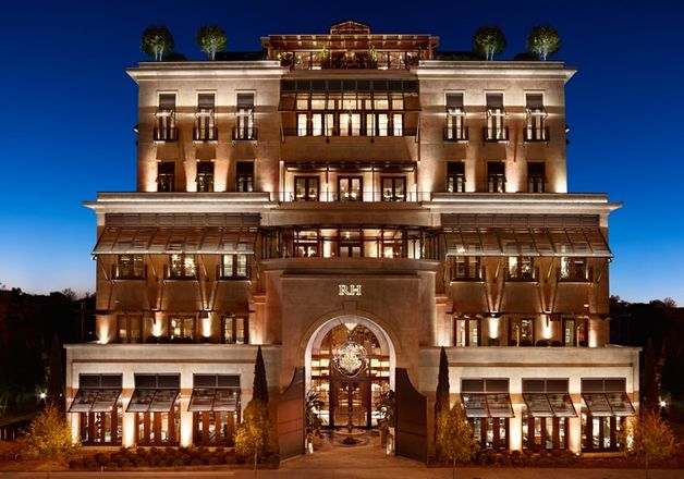 Restoration Hardware's Buckhead Store Sold To Institutional Owners
