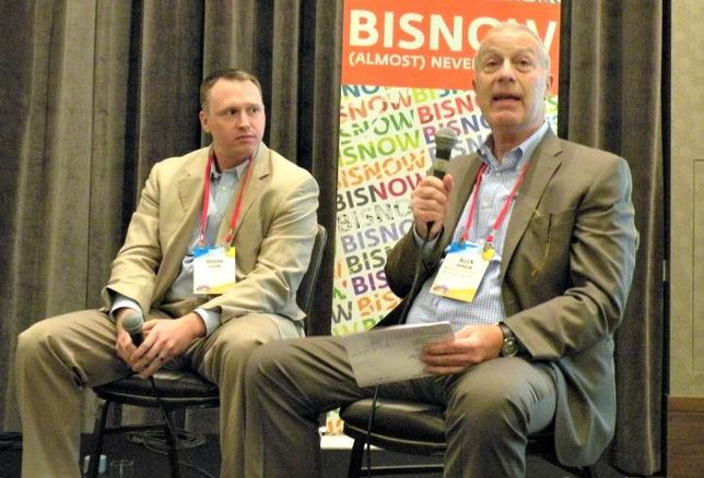 3L RE CEO Joseph Slezak and MacRostie Historic  Advisors Director Allen Johnson