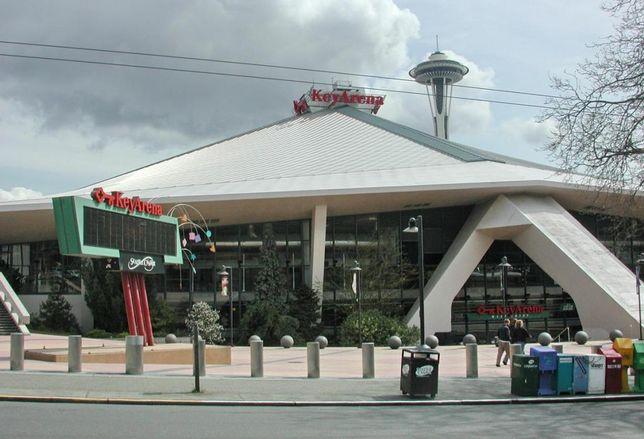 KeyArena, Seattle