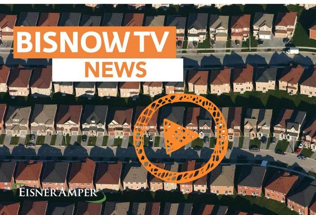 BisnowTV: Top Stories Heading Into The Week Of July 31 - Presented By EisnerAmper