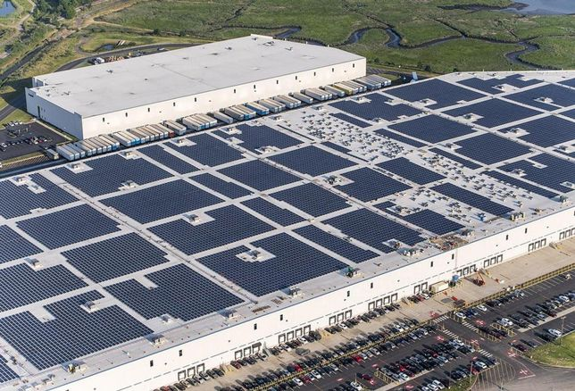 Sustainability In CRE Is Not Just About Responsibility: For Prologis and Kilroy Realty, It's An Economic Opportunity