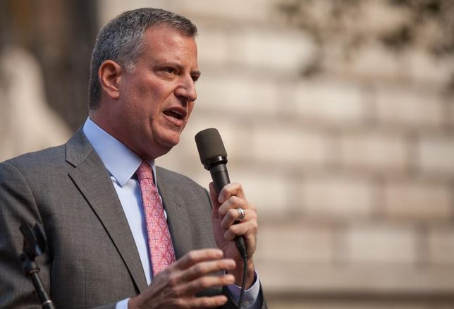 De Blasio Introduces Plan To Convert Cluster Sites For Homeless Into Affordable Housing