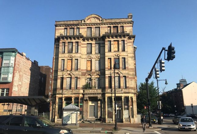 The Alexandra Hotel Once Again Has A Redevelopment Proposal