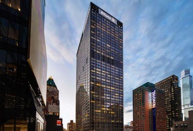 1633 Broadway in Midtown Manhattan, also known as Paramount Plaza