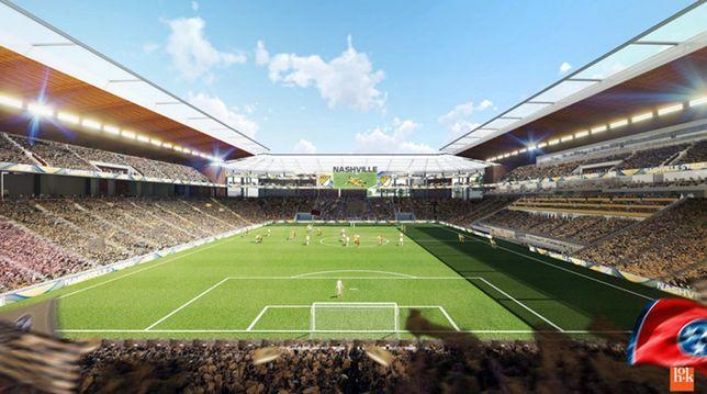John Ingram Unveils Plans For Nashville MLS Stadium