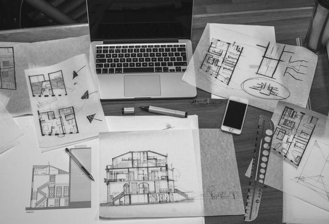 Technology Blurring The Line Between Office Design And Construction