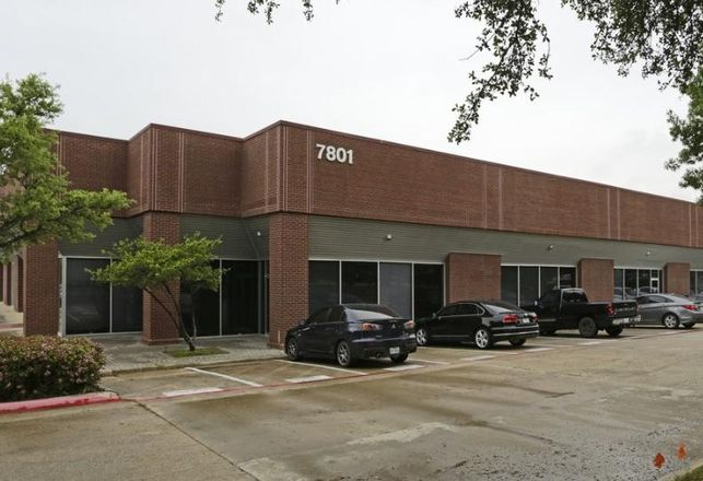 Sterling Tech Center at 7801, 7803 and 7805 Mesquite Bend Drive in the DFW Freeport/Coppell submarket