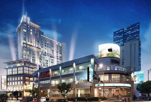 New Uptown Charlotte Hotels Opening Soon