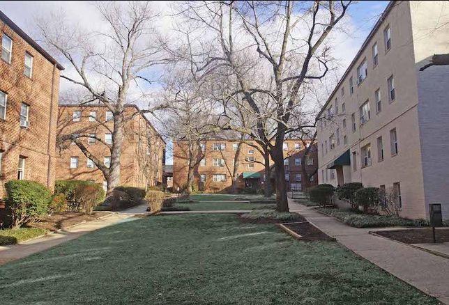 Courtyard Park 4201-4213 Oglethorpe Street Hyattsville