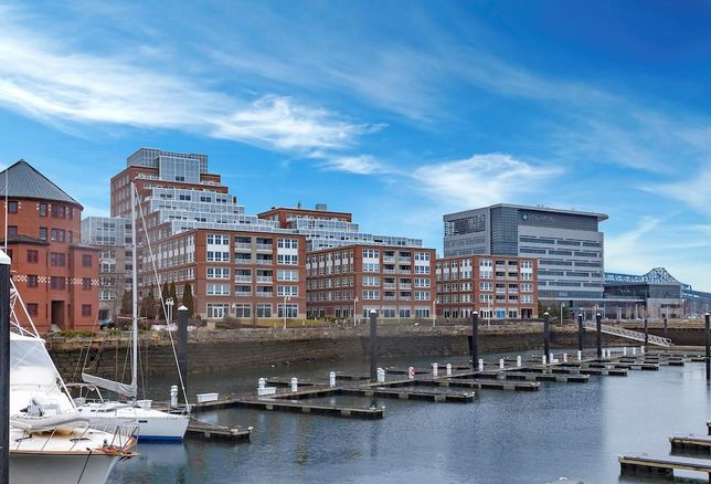 Navy Yard Multifamily Development Fetches Nearly $150M
