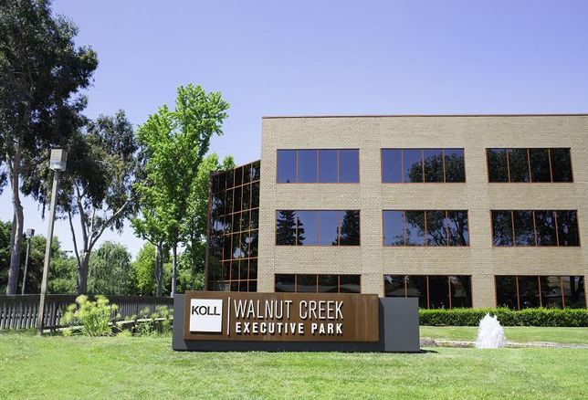 Walnut Creek Office Complex Nearly Leased Up