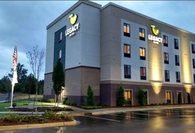 New $11M Hotel Opens In Rock Hill