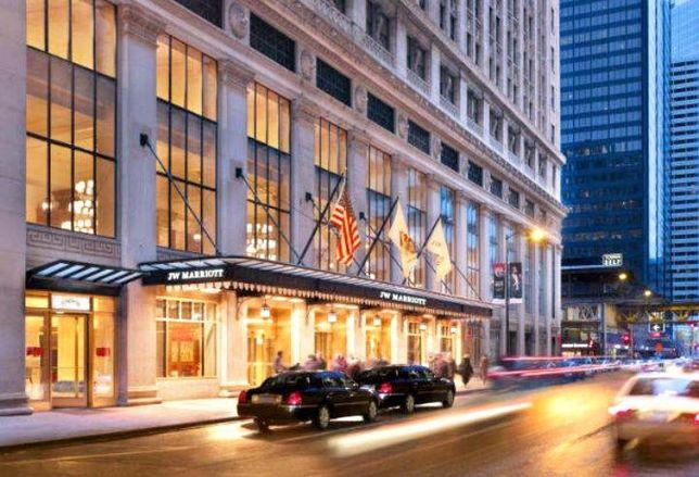 The JW Marriott Chicago