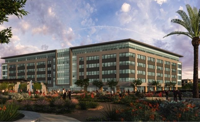 With Equity Backing In Place, Offices At Chandler Viridian Slated To Start