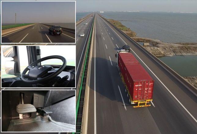 San Diego Autonomous Truck Company Launches 3 Million-Mile Test Run To Prove The Technology Safe