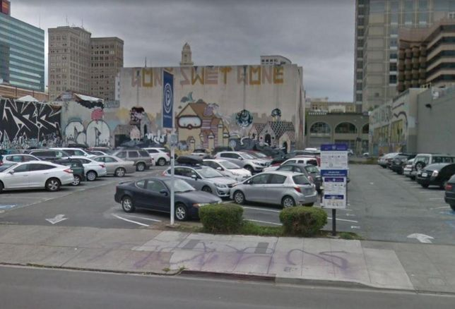 Land On The Market In Downtown Oakland Could Be Future Residential Development