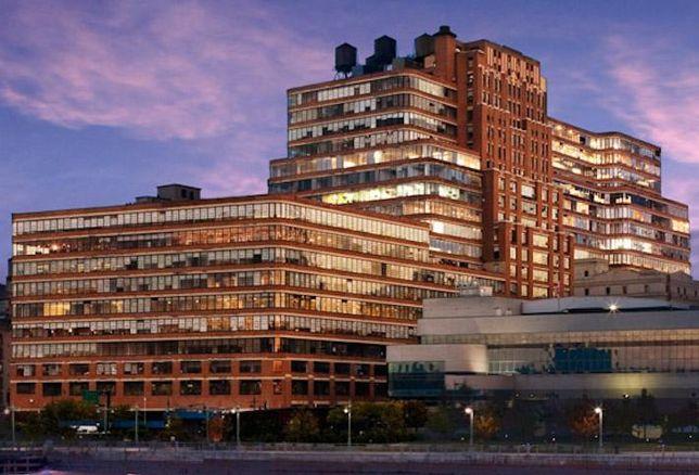 The Starrett-Lehigh Building in Manhattan's Chelsea neighborhood