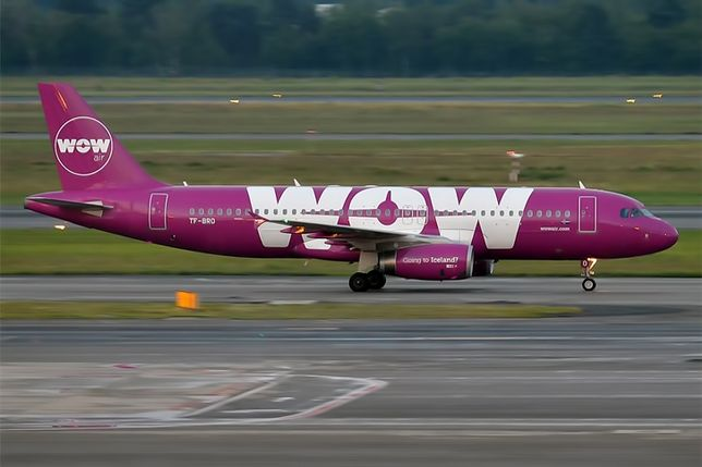 WOW Air Expands Discount Service From Cleveland, Cincinnati, Detroit And St. Louis Airports To Europe
