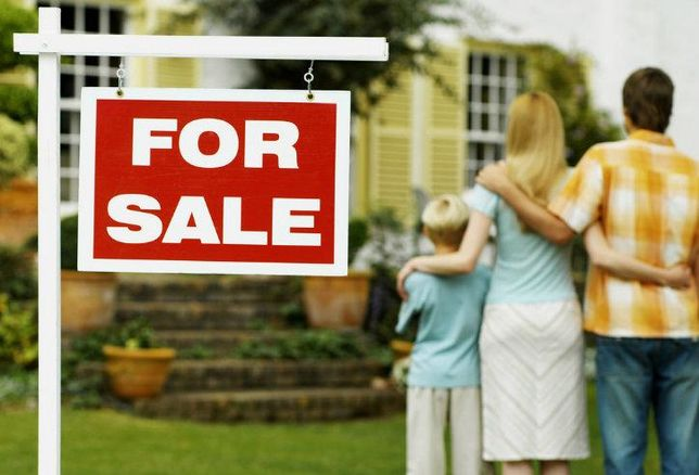 for sale sign, single-family, homeownership, homebuyers