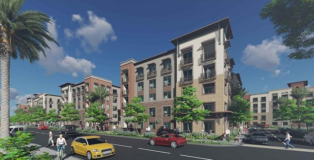 The Clarendon to be built in Woodland Hills near LA