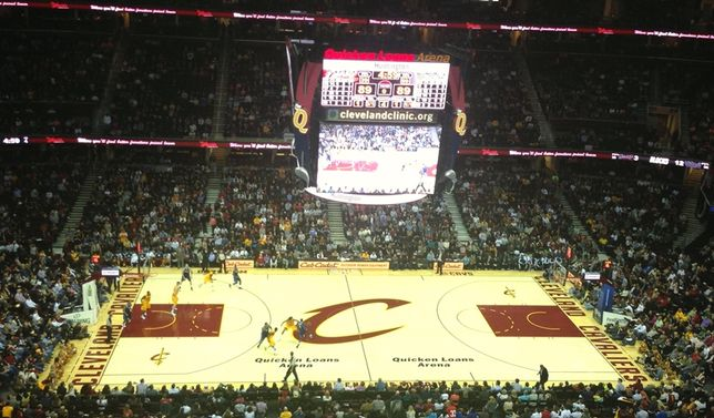 Cavs Owner Dan Gilbert Cancels Renovations To Quicken Loans Arena
