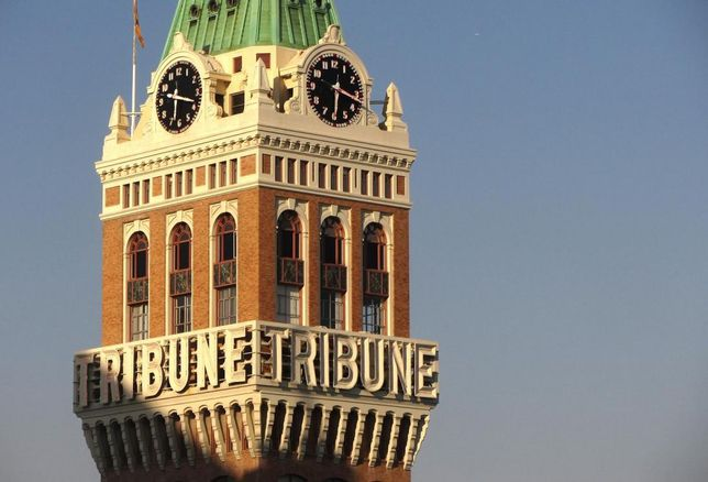 Harvest Properties To Give New Life To Oakland's Tribune Tower