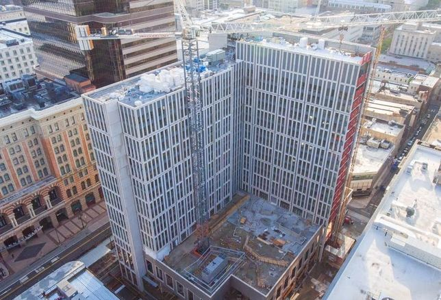Philly's Under-Construction Office Buildings Are Lagging In Leasing