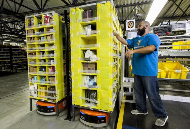It's Official: Amazon To Build 855K SF Fulfillment Center In Staten Island