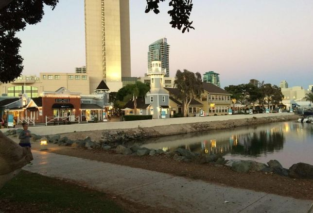 Port Takeover Of Seaport Village Could Gross $175M Over 5 Years