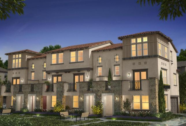 Pre-Sales Underway For Two Silicon Valley Townhouse Communities