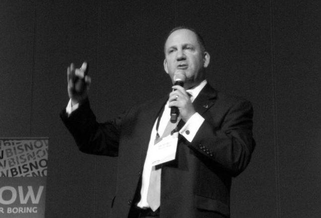 NKF Executive Managing Director Geoff Kasselman