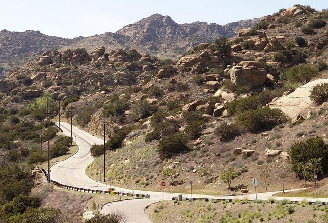 Santa Susana Pass Chatsworth Los Angeles