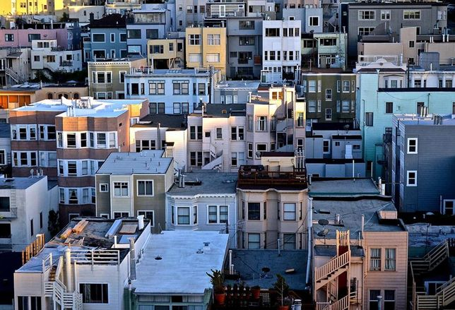 San Francisco's Population Growth Slows While Annual Income Rises