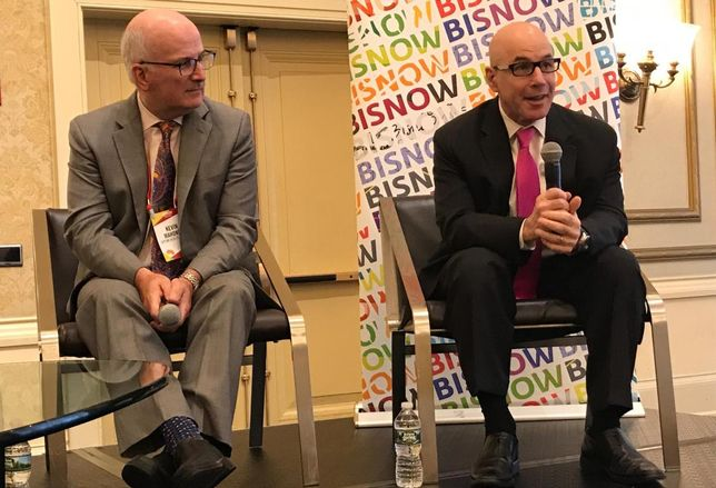 'Philadelphia Is On The Front Line For Health': Jefferson Health CEO Dr. Stephen Klasko at Bisnow's Philadelphia Healthcare Summit