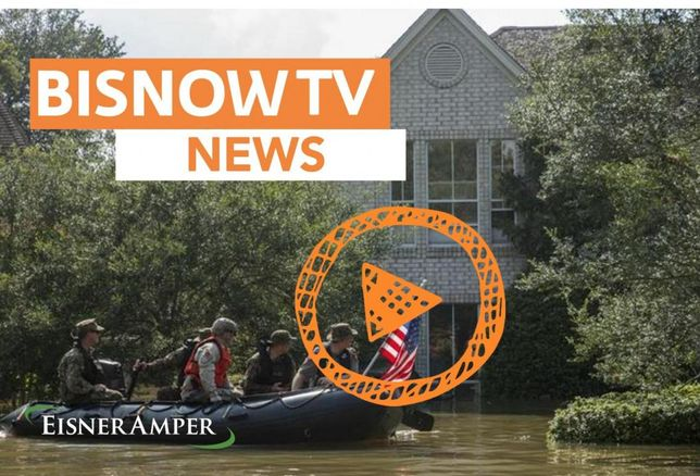 BisnowTV: Top Stories Heading Into The Week Of Sept. 25 - Presented By EisnerAmper