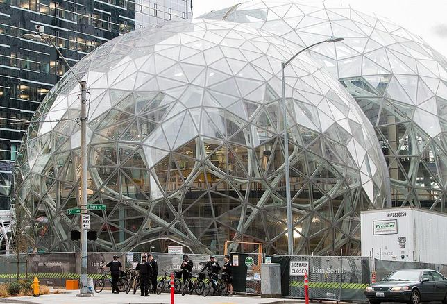 Amazon HQ2 Race Leads Cities, Regions To Pay Closer Attention To Infrastructure