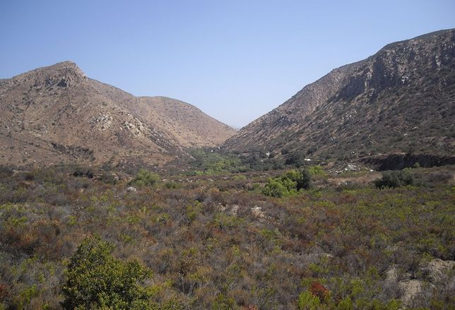 San Diego Plans Add East Elliott's 2,300 Acres To Mission Trails Regional Park