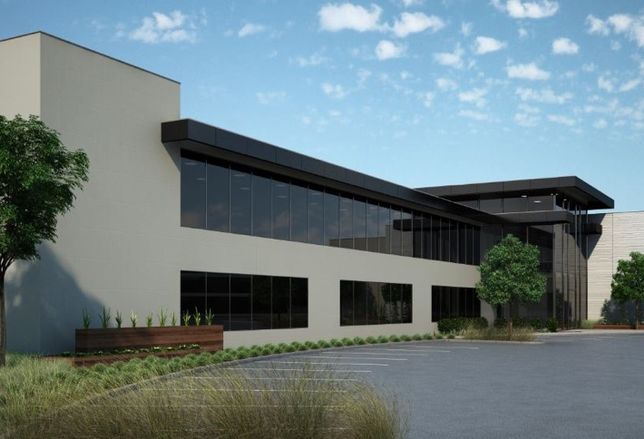 First Spec Office In 10 Years Rising In Carlsbad