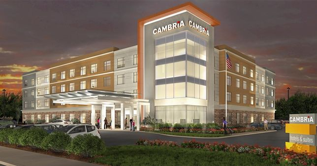 New, 170-Room Cambria Hotel Coming To Potomac Yard