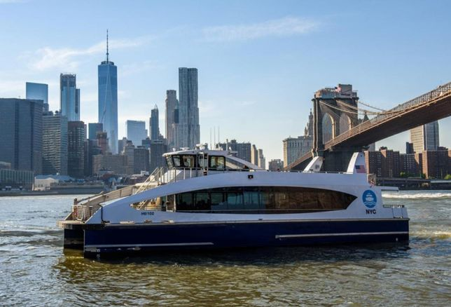 NYC Ferry System Puts Wind In The Sails Of Outer Borough Developers