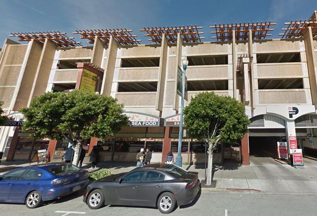JV Buys Fisherman's Wharf Parking Garage
