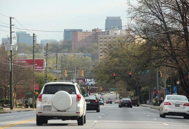 Inside The Proposal To Fix Buckhead's Traffic Problems With Less Parking