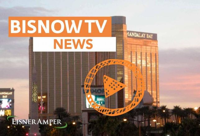 BisnowTV: Top Stories Heading Into The Week Of Oct. 9 - Presented By EisnerAmper